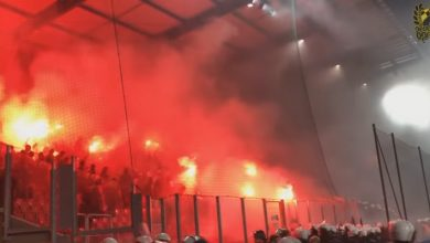 Photo of Śląsk Fans Banned From Away Games Following Łódź Mayhem