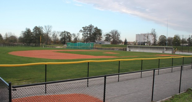 New Baseball Field Open In Zakrzów