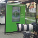 Wroclaw Gets Poland's 1st Interactive Bus Stop