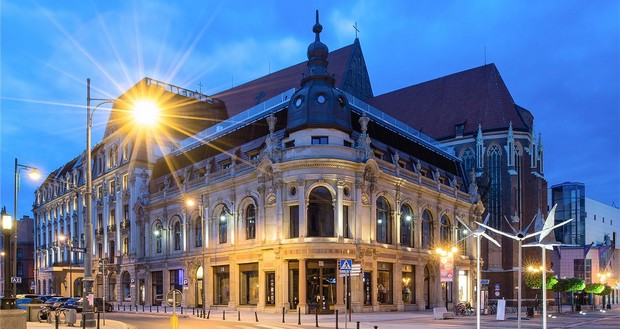 Wrocław Hotel Prices 2nd Most Expensive In Poland