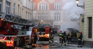 Mundo 71 Club Damaged In Fire