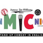 Open-Mic Stand Up: One For The Bucket List