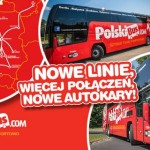 Rapid PolskiBus Expansion Continues