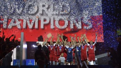 Poland - world volleyball champions