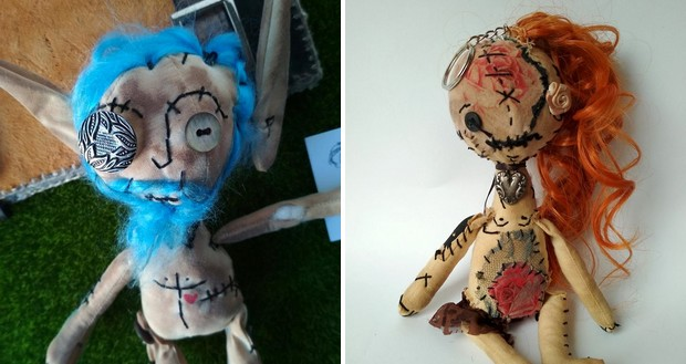 The Laskowska's PrettyCreepy Dolls: A New Type of Polish Handcraft