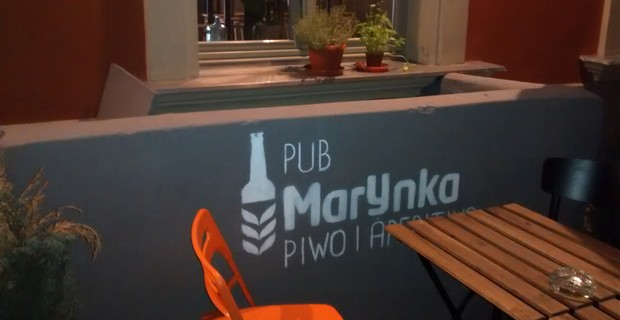 Pub Marynka: Craft Beer & Nibbles