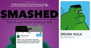 'Drunk Hulk' To Bow Out With Book Release
