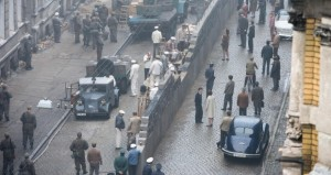 Spielberg Shoot Sparks Excitement … and Groaning