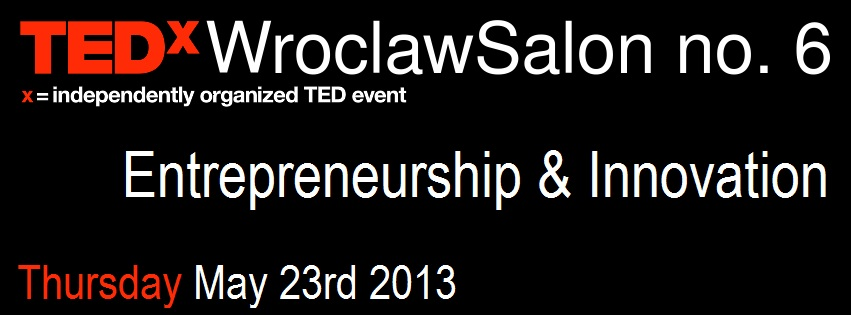 TEDx Salon @ Business Link Wroclaw | Wroclaw | Lower Silesian Voivodeship | Poland